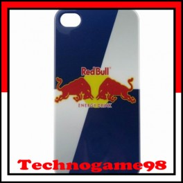 Coque de protection Red Bull pour iPhone 4