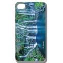 """Coque collection """"mc Kover"""" Cascade Langevin à La Réunion pour iPhone 4"""