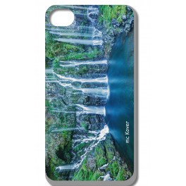 "Coque collection ""mc Kover"" Cascade Langevin à La Réunion pour iPhone 4"