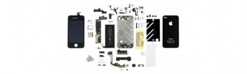 pieces detachees pour iphone 4s technogame98. Black Bedroom Furniture Sets. Home Design Ideas